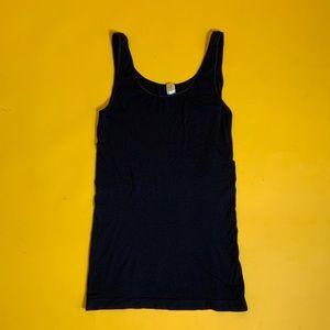 Nikibiki stretch tank shirt size OS